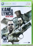 Kane and Lynch Dead Men Cover
