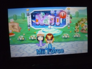 The Mii Force Plaza