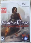 Prince of Persia The Forgotten Sands (Wii) Cover