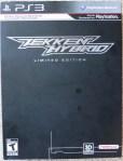 Tekken Hybrid Cover