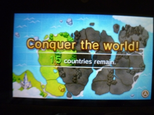 The map of the world that will (hopefully) be yours.