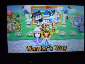 The Warrior's Way Plaza