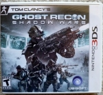 Ghost Recon Shadow Wars Cover