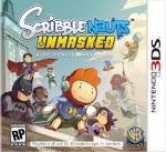 Scribblenauts Unmasked Cover