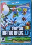 New Super Mario Bros U Cover