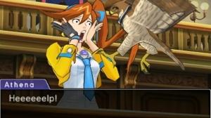 Phoenix Wright Ace Attorney Dual Destinies Athena