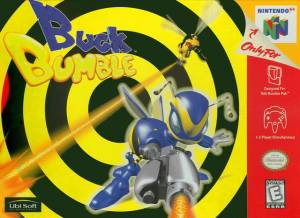 Buck Bumble Cover