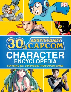 Capcom 30th Anniversary Character Encyclopedia Book