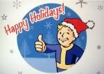 Fallout Holiday Greeting
