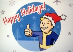 Fallout Holiday Greeting