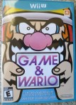 Game and Wario Cover