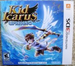Kid Icarus Uprising Cover