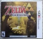 Legend of Zelda A Link Between Worlds Cover