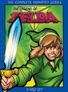 Legend of Zelda DVD