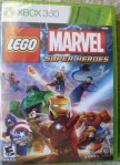 LEGO Marvel Superheroes Cover