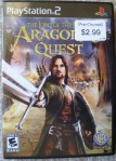 Lord of the Rings Aragorns Quest Cover