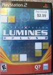 Lumines Plus Cover