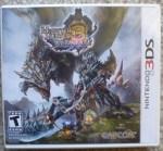 Monster Hunter 3 Ultimate (3DS) Cover
