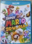 Super Mario 3D World Cover