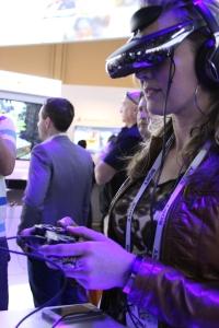 Sony 3D Headset 1