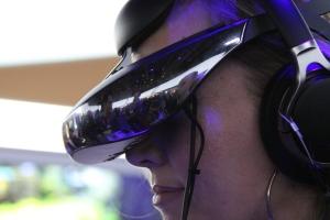 Sony 3D Headset 2