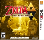 Legend of Zelda A Link Between Worlds Cover