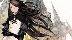 Bravely Default Agnes Art