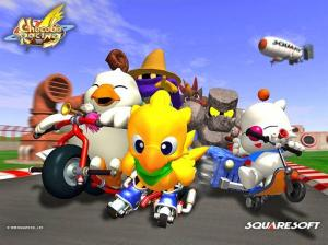 Chocobo Racing Art