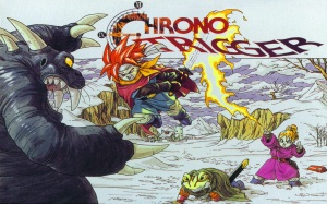 Chrono Trigger Art