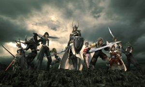 Dissidia Final Fantasy Art