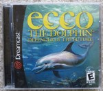 Ecco The Dolphin Defender of the Future Cover