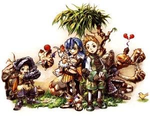 Final Fantasy Crystal Chronicles Art
