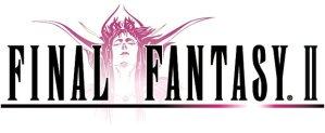 Final Fantasy II Logo
