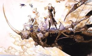 Final Fantasy V Art