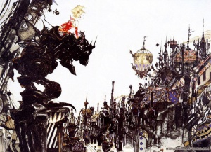 Final Fantasy VI Art