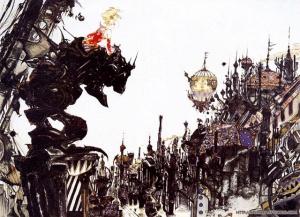 Final Fantasy VI Art