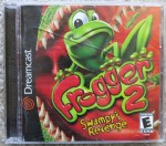 Frogger 2 (Dreamcast) Cover