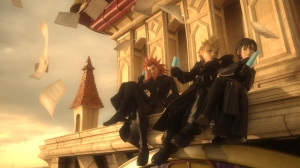 Kingdom Hearts 358 2 Days Art