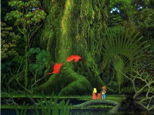 Secret of Mana Art
