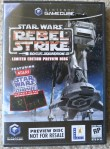 Star Wars Rebel Strike Preview Disc Cover