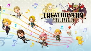 Theatrhythm Final Fantasy Art