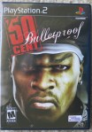 50 Cent Bulletproof Cover