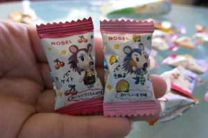 Animal Crossing Candy Able Sisters