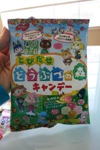 Animal Crossing Candy Bag 2