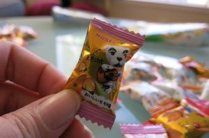Animal Crossing Candy KK Slider