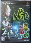 Dr Muto Cover