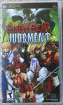 Guilty Gear Judgment Cover