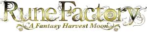 Rune Factory Logo