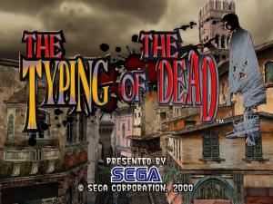 Typing of the Dead Logo