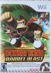 Donkey Kong Barrel Blast Cover